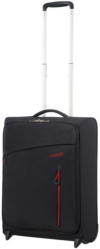 Χειραποσκευη 55εκ. Litewing American Tourister 89456-0662 Μαυρο ειδη ταξιδιου   βαλίτσες   βαλίτσες   βαλίτσες καμπίνας