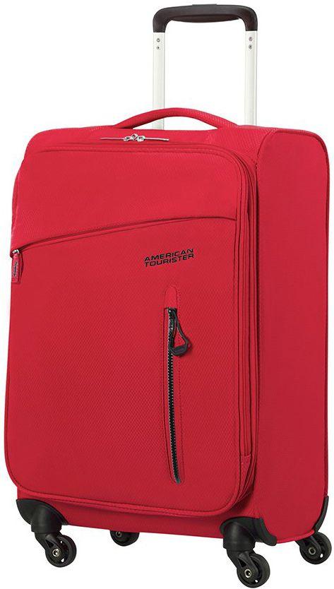 Χειραποσκευη 55εκ. με Επέκταση & 4 Ροδες Litewing American Tourister 89458-0507  ειδη ταξιδιου   βαλίτσες   βαλίτσες   βαλίτσες καμπίνας
