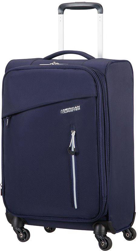 Χειραποσκευη 55εκ. με Επέκταση & 4 Ροδες Litewing American Tourister 89458-4424  ειδη ταξιδιου   βαλίτσες   βαλίτσες   βαλίτσες καμπίνας