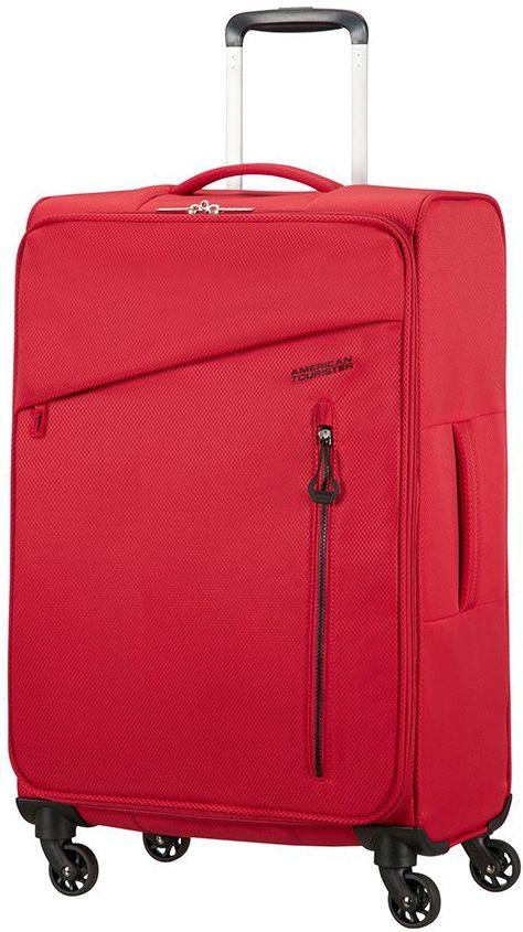 Βαλιτσα Μεγαλη 70εκ. με 4 Ροδες Litewing American Tourister 89459-0507 Κόκκινο ειδη ταξιδιου   βαλίτσες   βαλίτσες   βαλίτσες μεγάλες