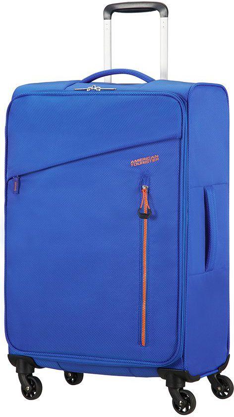 Βαλιτσα Μεγαλη 70εκ. με 4 Ροδες Litewing American Tourister 89459-5460 Μπλε Ανοι ειδη ταξιδιου   βαλίτσες   βαλίτσες   βαλίτσες μεγάλες