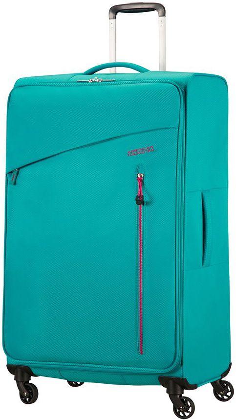 Βαλιτσα Μεγαλη 81εκ. με 4 Ροδες Litewing American Tourister 89460-5467 Τυρκουάζ ειδη ταξιδιου   βαλίτσες   βαλίτσες   βαλίτσες μεγάλες