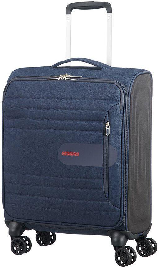 Χειραποσκευη 55εκ. Sonicsurfer American Tourister 103023-1552 Μπλε ειδη ταξιδιου   βαλίτσες   βαλίτσες   βαλίτσες καμπίνας