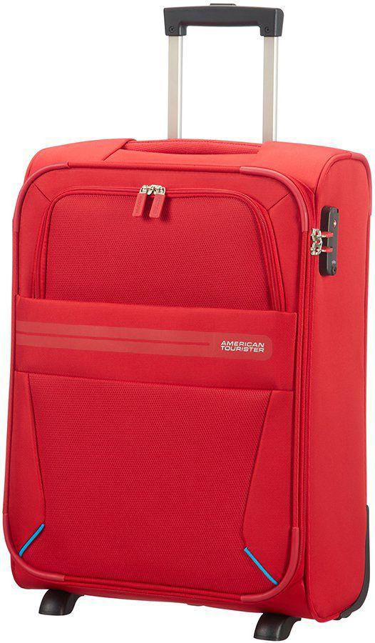 Χειραποσκευη 55εκ. Summer Voyager American Tourister 85458-1748 Κόκκινο ειδη ταξιδιου   βαλίτσες   βαλίτσες   βαλίτσες καμπίνας