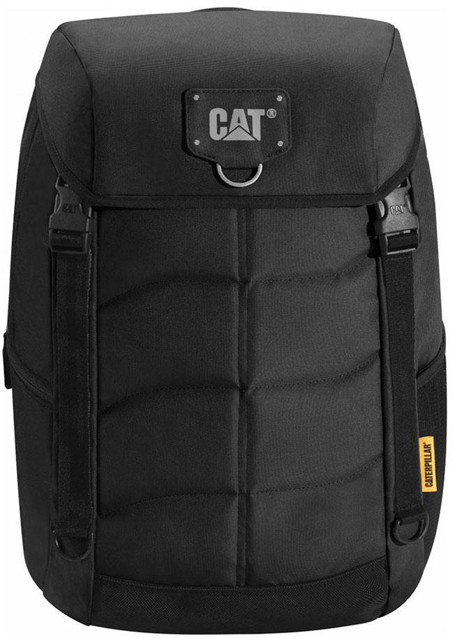 Τσάντα Πλατης Brody Caterpillar 83440 Μαύρο