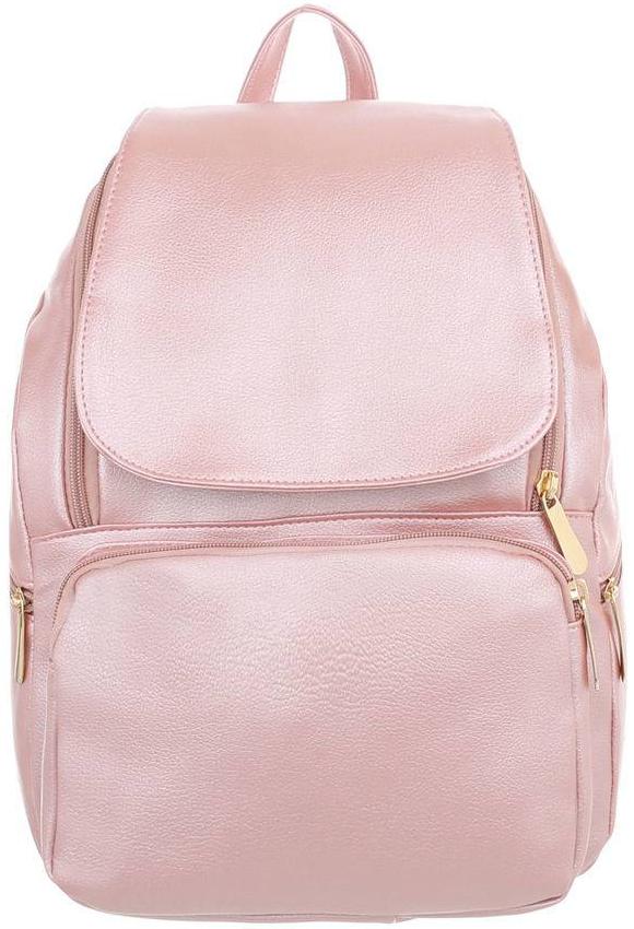 Γυναικεια Τσάντα Πλάτης 6602 Mac Queen Ροζ γυναικείες τσάντες   τσάντες πλάτης