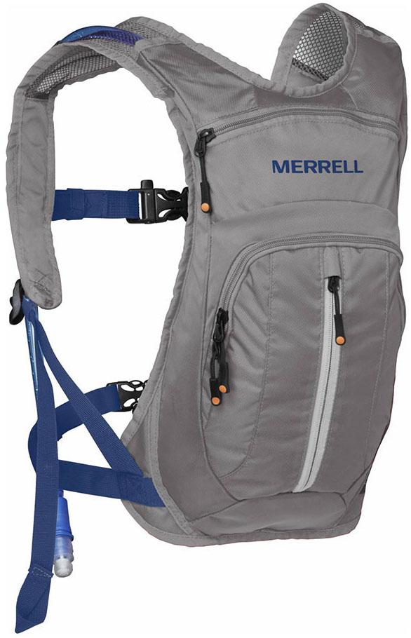 Σακιδιο Πλατης με Κυστη Νερου Merrell JBF23628-065 Γκρι