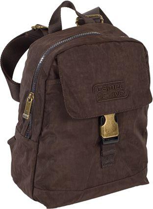 Σακιδιο Πλατης Journey Καφε Camel Active B00-224-20 σακίδια   τσάντες   τσάντες πλάτης