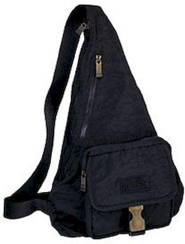 Σακιδιο Body Bag Journey Μαυρο Camel Active B00-226-60