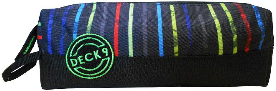 Κασετίνα Βαρελάκι Lines DECK9 8-37-814-05 Ριγε σχολικες τσαντες   τσάντες δημοτικού   κασετίνες