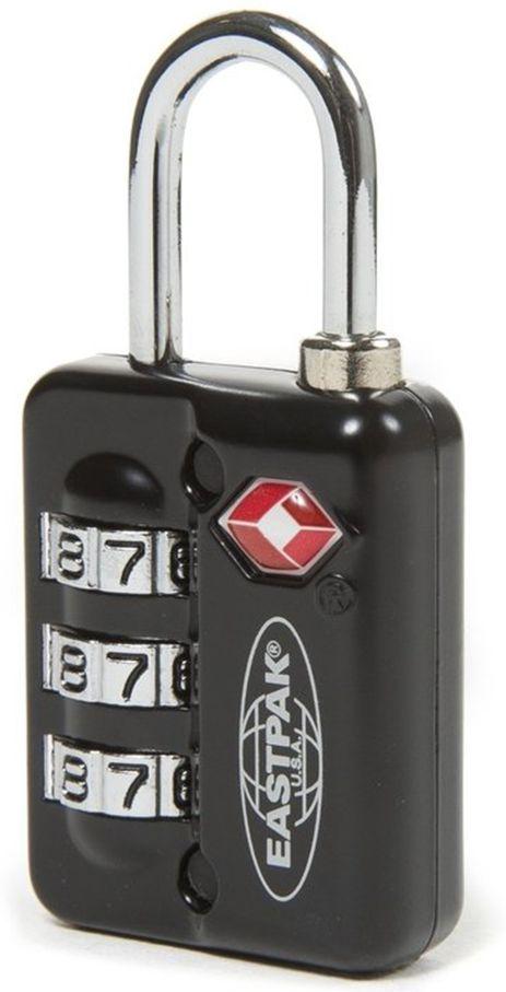 Λουκετό Συνδυασμού Lock It Single Eastpak EK18C008 Μαύρο ειδη ταξιδιου   βαλίτσες   αξεσουαρ ταξιδιου   ασφάλεια αποσκευών