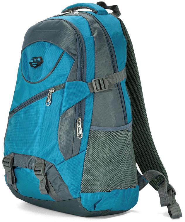 Σακίδιο Πλάτης 51εκ. Benzi BZ4554 Μπλε σακίδια   τσάντες   τσάντες πλάτης