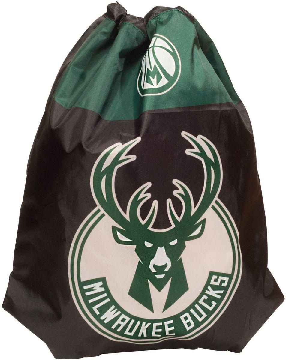 Τσάντα Πλάτης Πουγκί NBA Milwakee Bucks BMU 338-55261