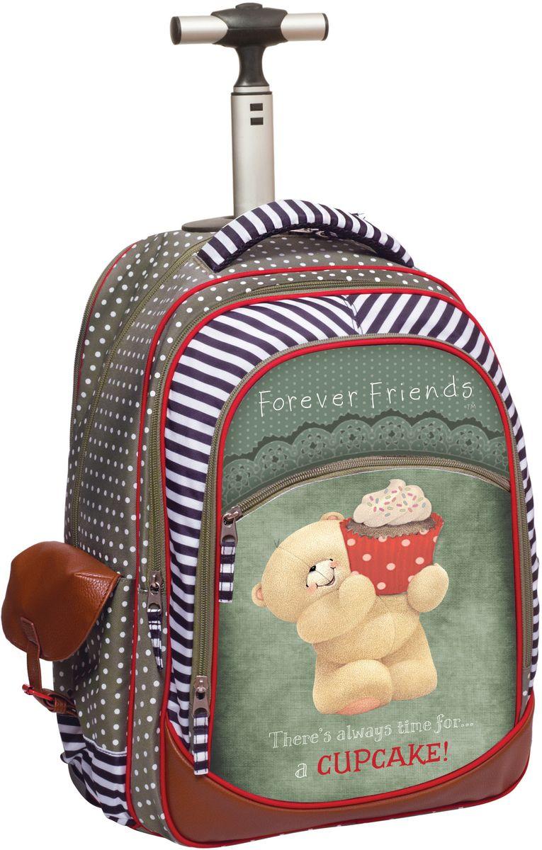 Τσάντα Δημοτικού Trolley Forever Friendss Cupcake BMU 333-41074 παιδί   τσάντες δημοτικού   για κοριτσια