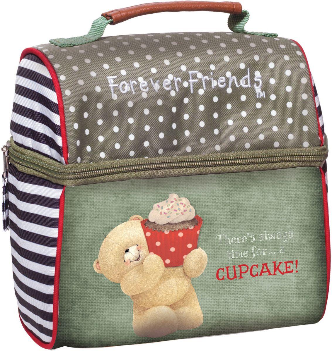 c40dee33ed Bagz Τσαντάκι Φαγητού Forever Friends Cupcake BMU 333-41221