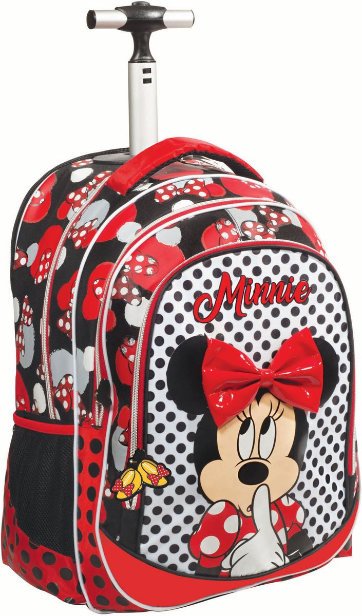 168785e139 Τσάντα Δημοτικού Trolley Minnie Couture Gim 340-54074