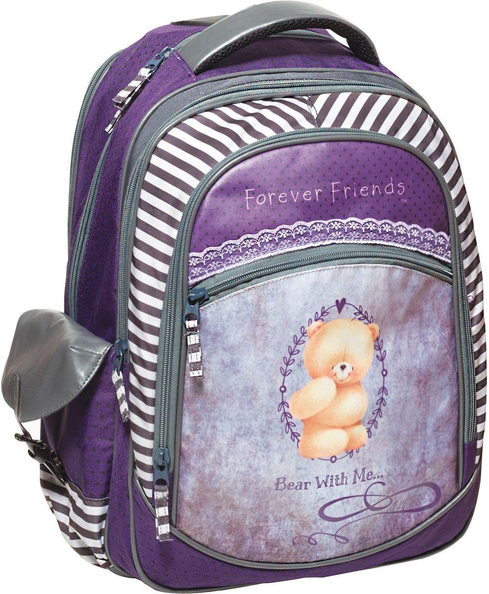 Τσάντα Δημοτικού Forever Friends Rustic BMU 333-42031 παιδί   τσάντες δημοτικού   για κοριτσια