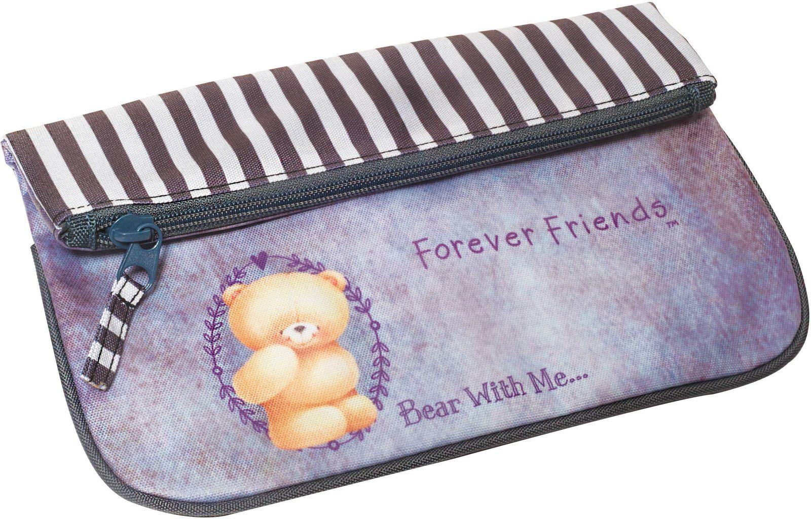 Νεσεσερ Forever Friends Rustic BMU 333-42272 ειδη ταξιδιου   βαλίτσες   αξεσουαρ ταξιδιου   νεσεσέρ