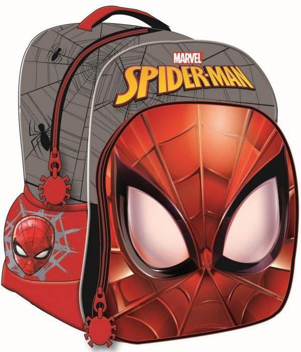 6bdcb59927 Τσάντα Νηπιαγωγείου Spiderman Face Gim 337-73054