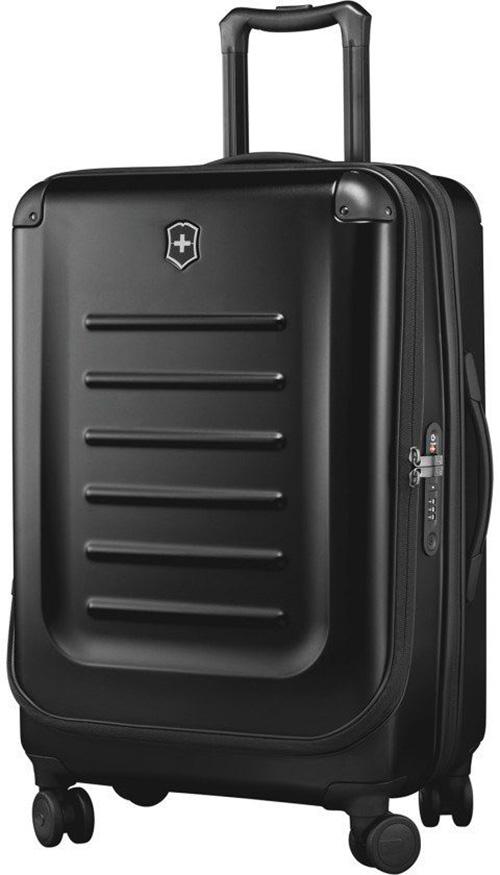 Βαλίτσα 69cm Spectra Medium Expandable Victorinox 601290 Μαύρο ειδη ταξιδιου   βαλίτσες   βαλίτσες   βαλίτσες μεγάλες