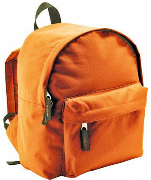 Σακιδιο Πλατης Sols RIDER KIDS 70101-400 Πορτοκαλί σχολικες τσαντες   τσάντες νηπιαγωγείου   για κοριτσάκια
