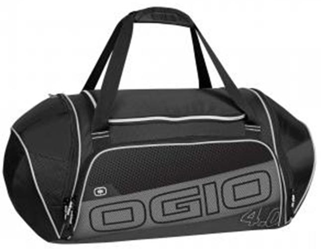 Σακ Βουαγιάζ/Backpack Endurance 4.0 Ogio 112037.030 Μαύρο/Ασημί
