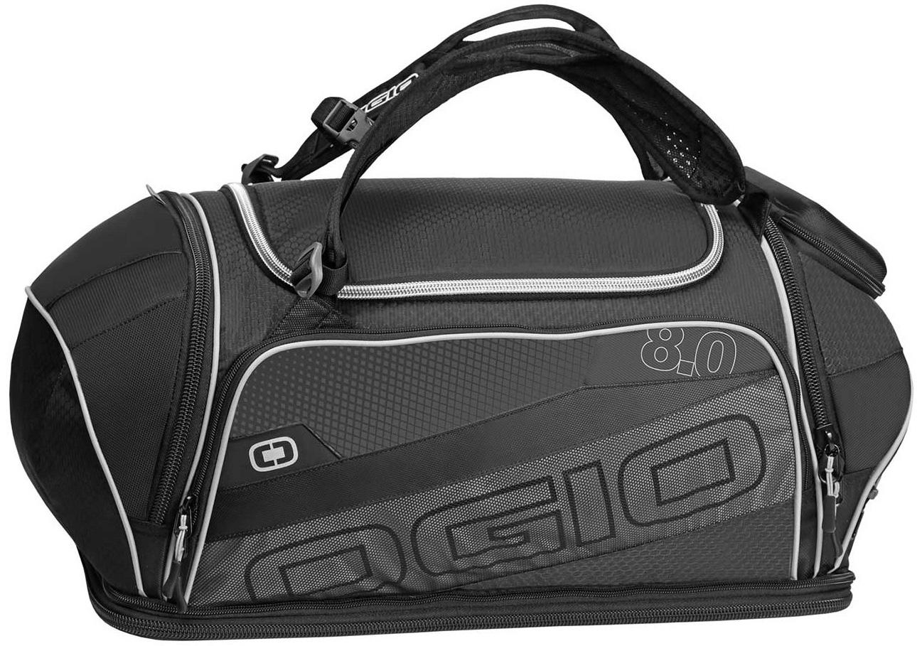 Σακ Βουαγιάζ/Backpack Endurance 8.0 Ogio 112036.030 Μαύρο/Ασημί