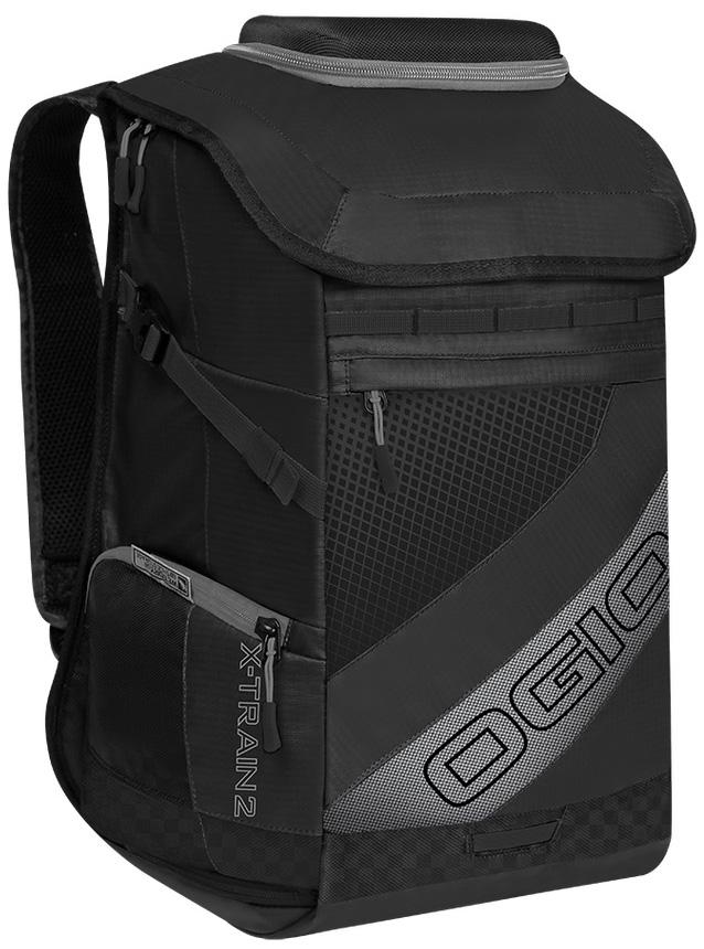 Σακίδιο Πλάτης X-Train 2 Pack Ogio Black/Silver 112046.030 Μαύρο