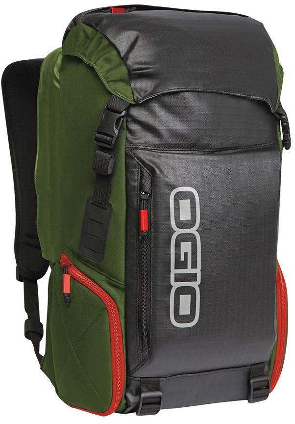 Σακίδιο Πλάτης για Laptop Throttle 15 Ogio 123010.081 Πρασινο