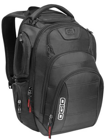 Τσάντα Πλάτης για Laptop 17inch Gambit Ogio 111072.03 Μαυρο