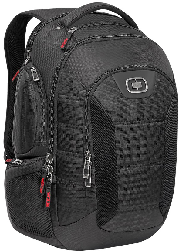Σακίδιο Πλάτης με θήκη Laptop 17inch Bandit Ogio 111074.03 Μαυρο σακίδια   τσάντες   τσάντες πλάτης