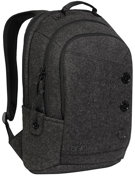 Σακίδιο Πλάτης για Laptop 17inch Soho Ogio Felt 114004.438 Γκρι Σκούρο σακίδια   τσάντες   τσάντες πλάτης