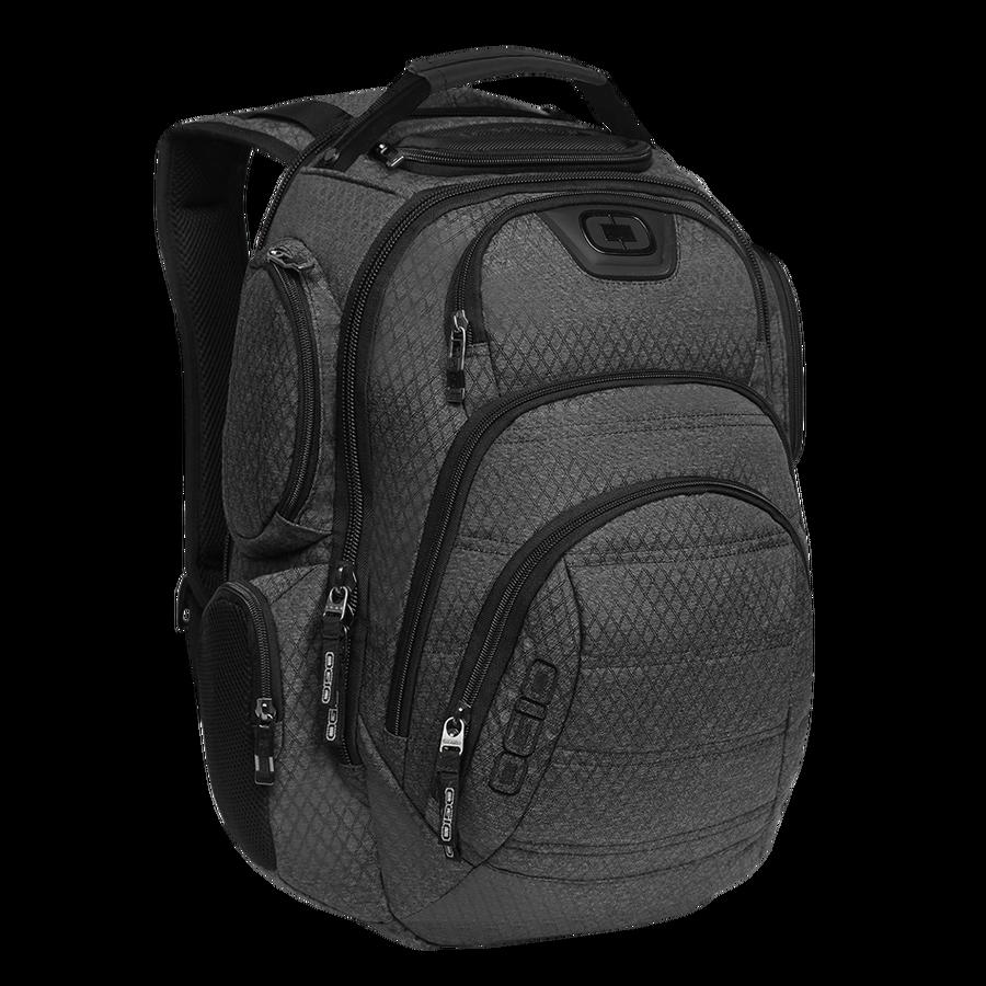Τσάντα Πλάτης για Laptop 17inch Gambit Ogio 111072.35 Γκρι Σκούρο σακίδια   τσάντες   τσάντες πλάτης