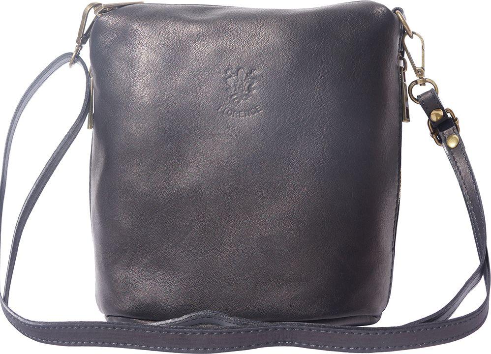 Γυναικειο Δερματινο Τσαντακι Felicita Firenze Leather 8620 Μαύρο γυναίκα   τσάντες ώμου   χειρός