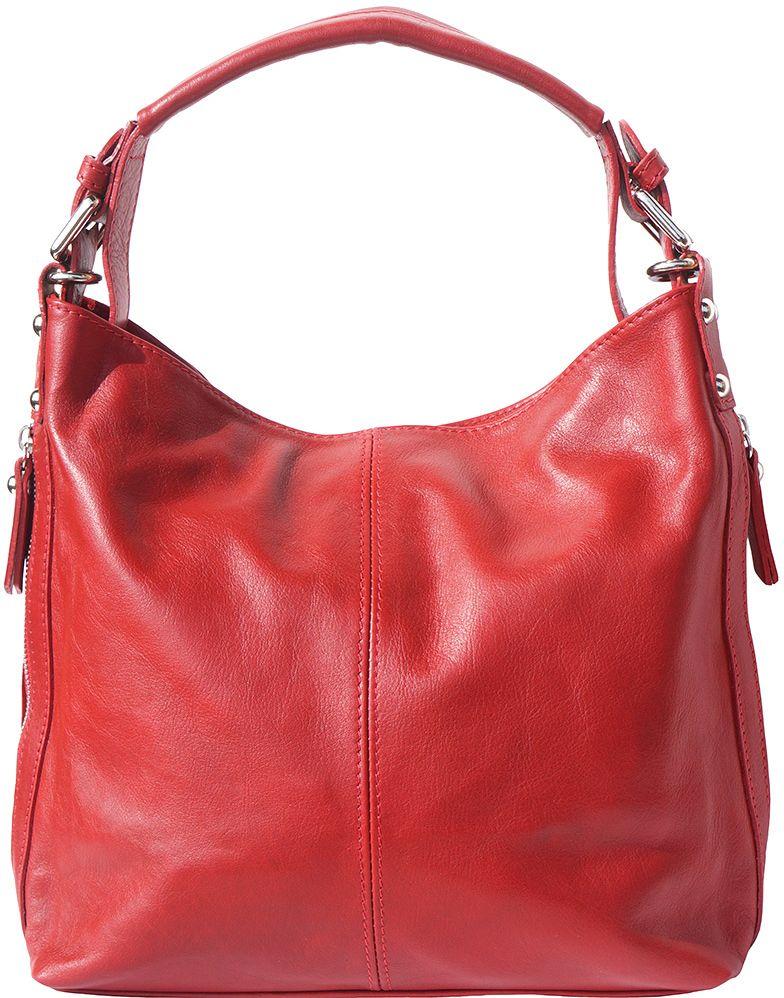 Δερματινη Τσαντα Ωμου Betta Firenze Leather 3013 Κόκκινο γυναίκα   τσάντες ώμου   χειρός