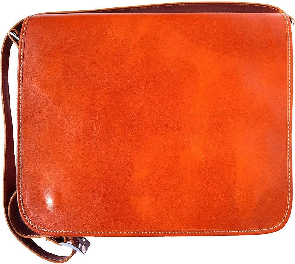 Τσάντα Ταχυδρόμου Δερματινη Firenze Leather 6555 Μπεζ ανδρας   χαρτοφύλακες