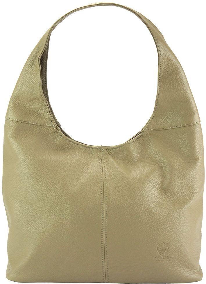 Δερματινη Γυναικεια Τσαντα Ωμου The Caissa Firenze Leather 0834 γυναίκα   τσάντες ώμου   χειρός
