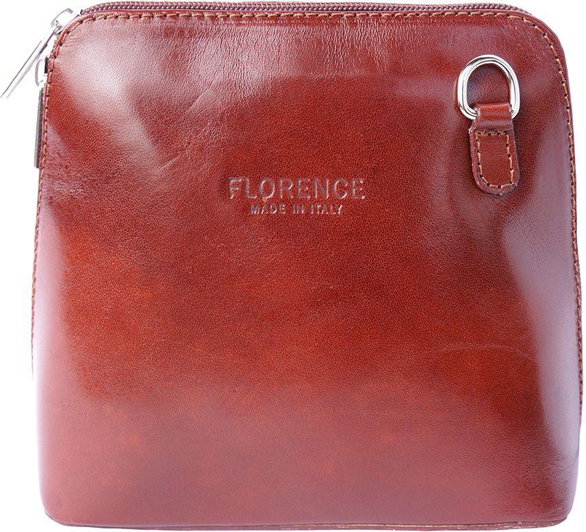 367763c389 Δερματινο Τσαντακι Ωμου Dalida Firenze Leather 201 Καφε