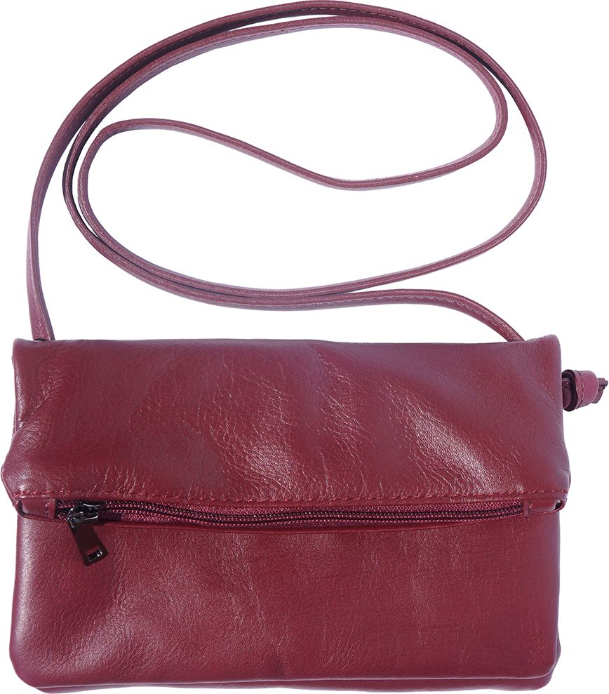 832f4abc1e Δερματινο Τσαντακι Φακελος Anita Firenze Leather 3601 Μπορντο