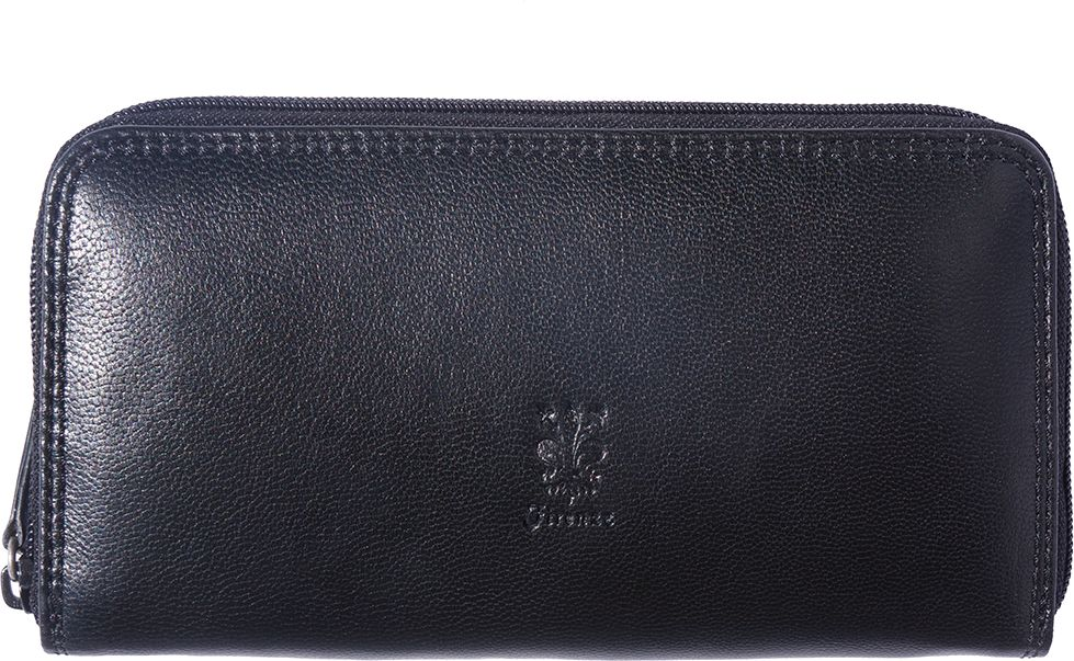 Δερματινο Γυναικειο Πορτοφολι Firenze Leather PF086 Μαύρο γυναίκα   πορτοφόλια