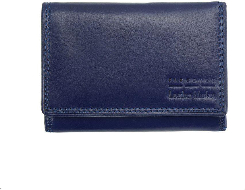 Δερμάτινο Πορτοφόλι Rina V Firenze Leather V908 Σκουρο Μπλε γυναίκα   πορτοφόλια