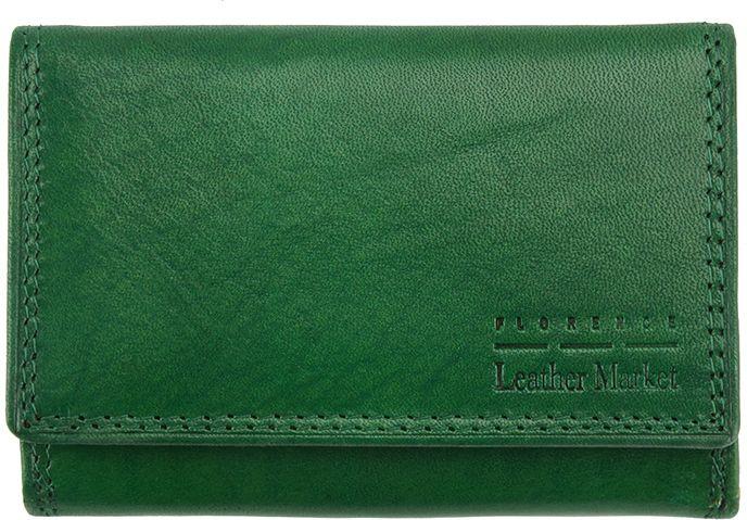 Δερμάτινο Πορτοφόλι Rina V Firenze Leather V908 Πρασινο γυναίκα   πορτοφόλια