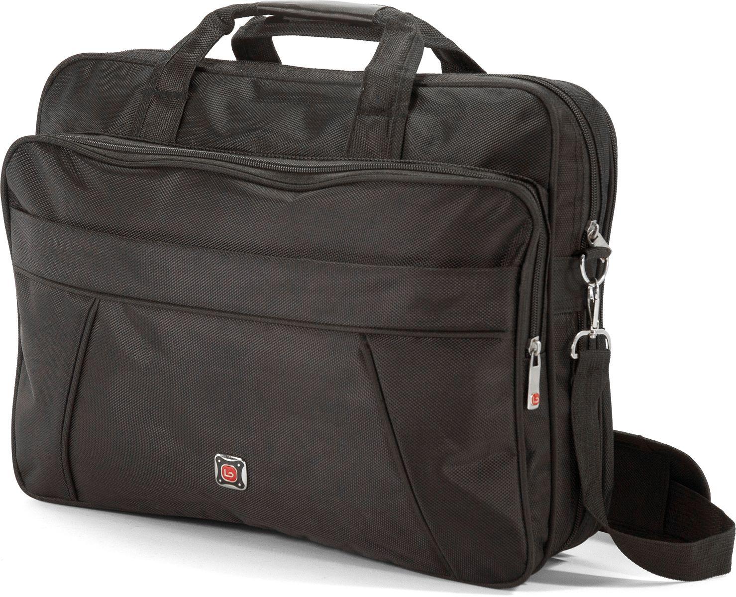 Τσάντα Laptop 15.6inch Benzi BZ5086 Μαύρο ανδρας   χαρτοφύλακες