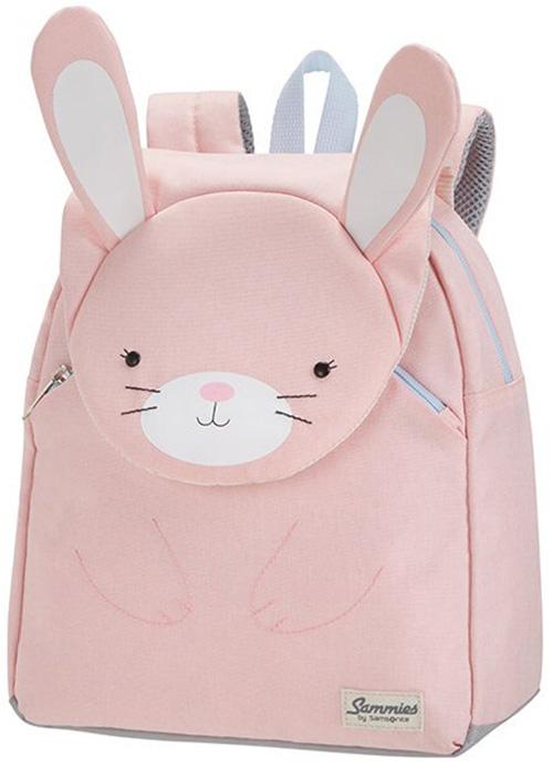 Τσαντα Νηπιαγωγείου Rabbit Rosie Samsonite 93417-6559 Ροζ παιδί   τσάντες νηπιαγωγείου   για κοριτσάκια