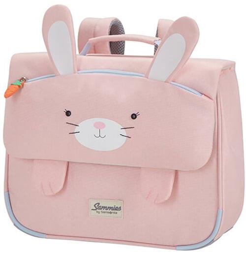 Σχολική Τσαντα Πλάτης Rabbit Rosie Samsonite 93416-6559 Ροζ παιδί   τσάντες νηπιαγωγείου   για κοριτσάκια