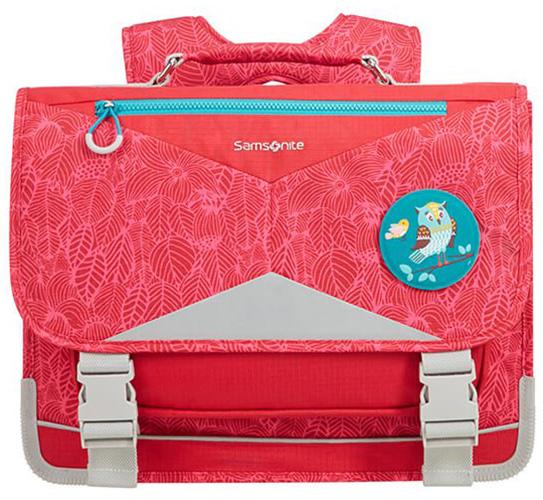 Σχολική Τσάντα Πλάτης Jungle Red Ergofit Samsonite 106383-4903 Κόκκινο παιδί   τσάντες δημοτικού   για κοριτσια