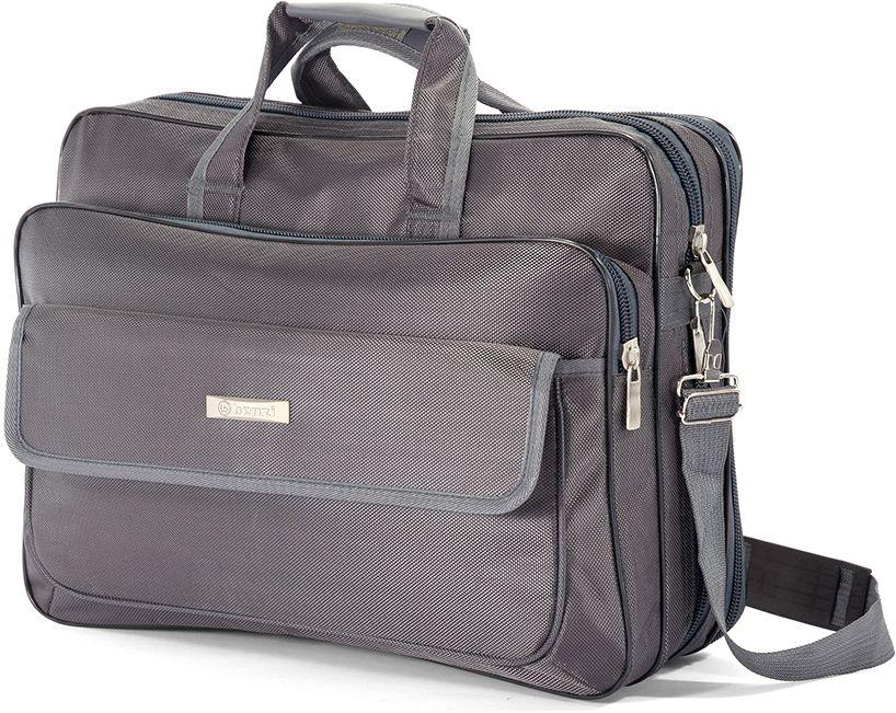 Τσάντα Laptop 15.6inch Benzi BZ5265 Γκρι
