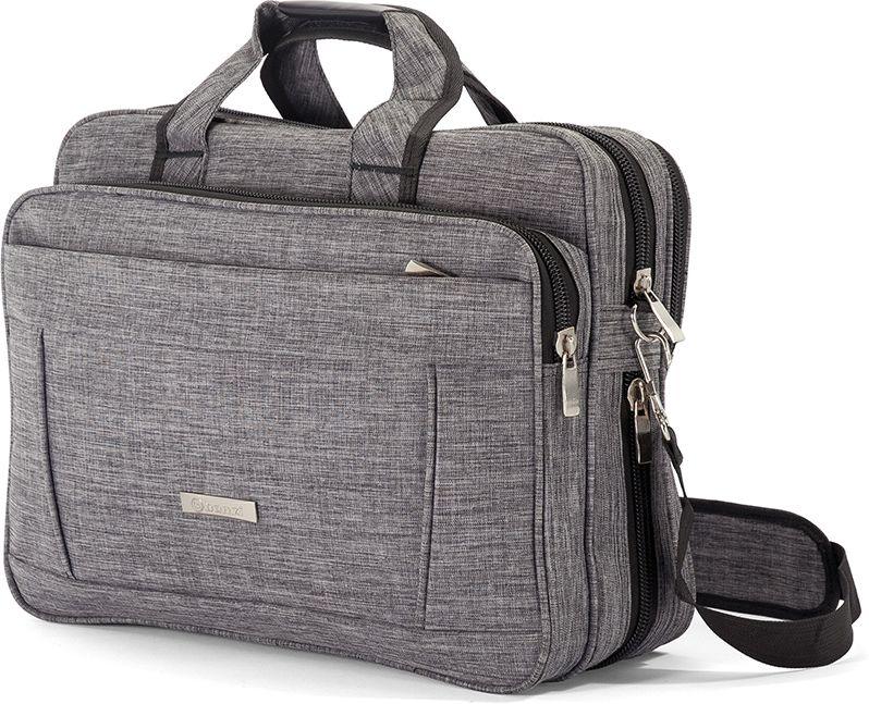 Τσάντα Laptop 15.6inch Benzi BZ5266 Γκρι
