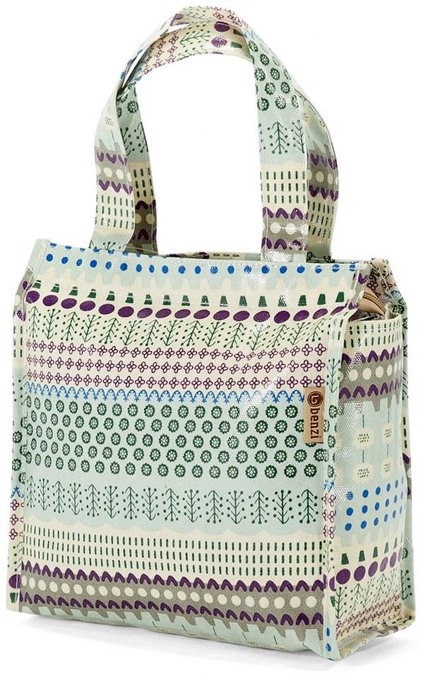 Τσάντα Shopping 24x21x11cm Benzi BZ5281 Μπεζ γυναίκα   shopping bags