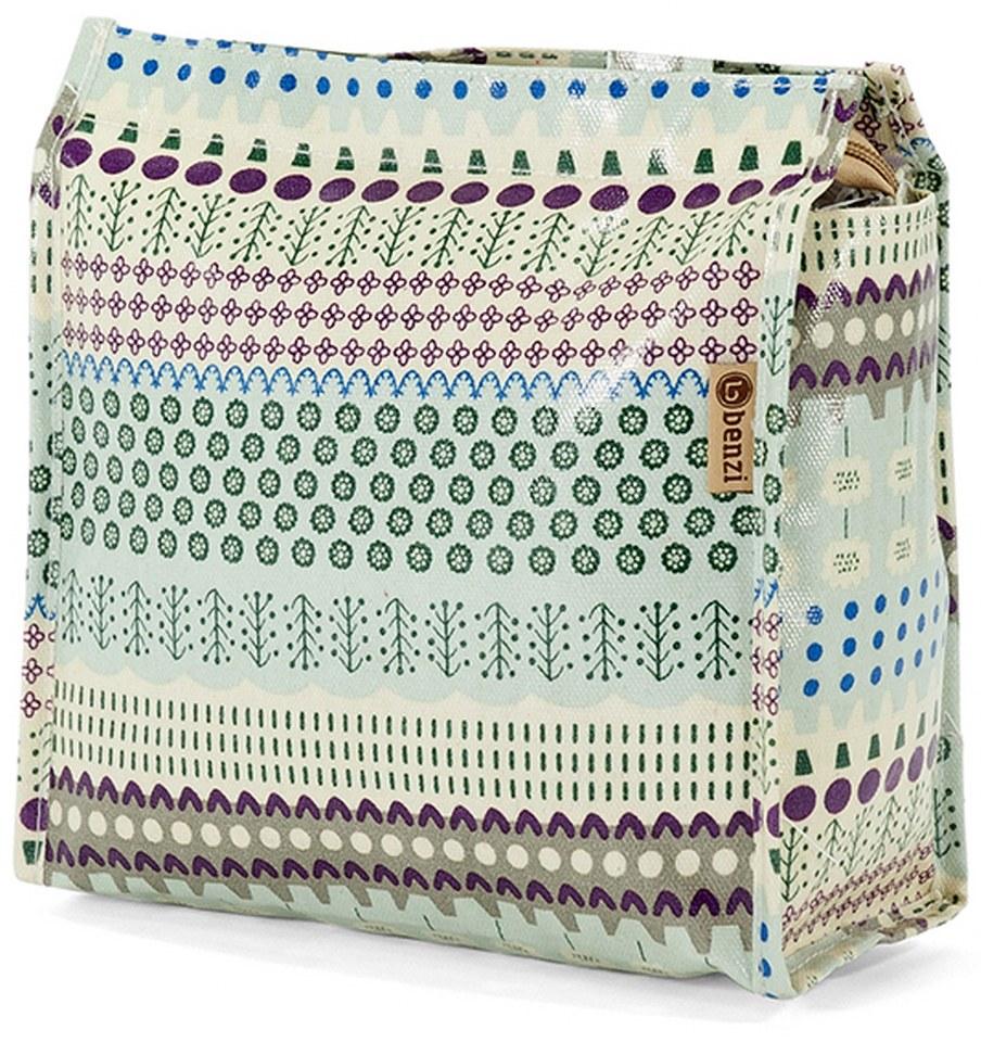 Τσάντα Shopping 32x27x12cm Benzi BZ5282 Μπεζ γυναίκα   shopping bags